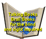 Talking Book for the Blind
