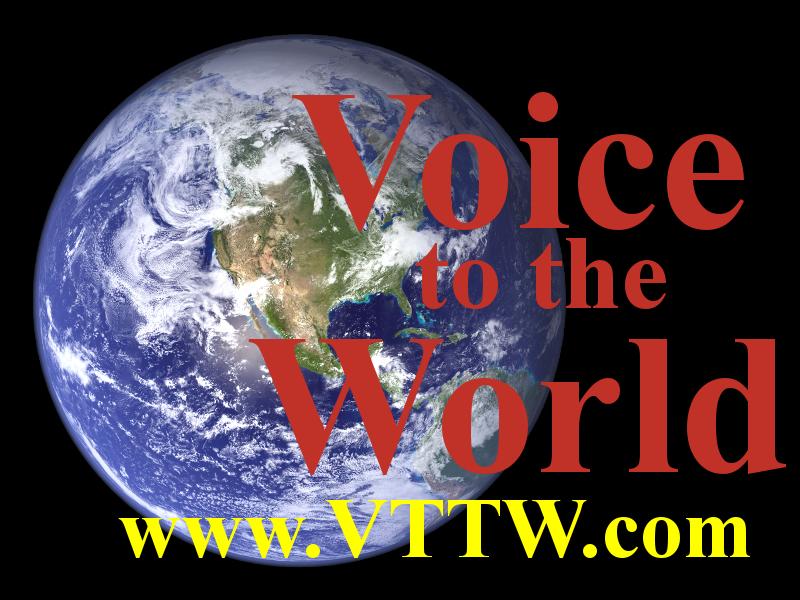 Voice to the World
